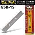 OLFA STAINLESS STEEL BLADES GSB X30