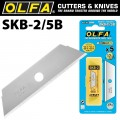 OLFA BLADES SKB-2 5/PACK FOR UTC1 CUTTER 17.5MM
