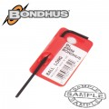 HEX BALL END L-WRENCH 2.0MM PROGUARD SINGLE BONDHUS