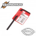 HEX BALL END L-WRENCH 3.0MM PROGUARD SINGLE BONDHUS
