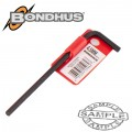 HEX END L-WRENCH 4.5MM PROGUARD SINGLE BONDHUS