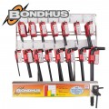 BONDHUS HEX BALL L-WRENCH COMP.MODULE 1.27-14MM PROGUARD SINGLES