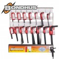 BONDHUS HEX END L-WRENCH COMP.MODULE 1.27-14MM PROGUARD SINGLES