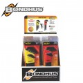 BALL END L-WRENCH PDQ BOX DISP. 5 X BH10937 & 5 X BH10999