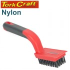 SOFT GRIP WIDE NYLON STRIPPER BRUSH 5 X 11 ROW TCW