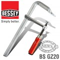 BESSEY STEEL SCREW CLAMP 200 X 100MM