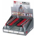 BESSEY KLIKLAMP DISPLAY BOX 16 ASSORTED CLAMPS