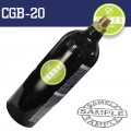 CADEX ECO2 GAS TANK 600ML 0-11BAR REPL. BOTTLE ONLY FOR CAD CGR-120