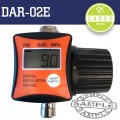 "CADEX AIR REGULATOR & DIGITAL GAUGE 1/4""MF 0-11BAR"