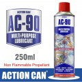 AC-90 CO2 250ML MULTI PURPOSE LUBE