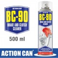 BC-90 500ML BRAKE AND CLUTCH CLEANER