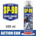 SP-90 500ML SILICONE LUBE SPRAY