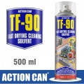 FAST DRY CLEANING SOLVENT TF-90 500ML