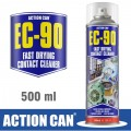 EC-90 500ML FAST DRY CONTACT CLEANER