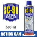 STAINLESS STEEL CLEANER SC-90 500ML