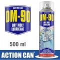 DM-90 500MLDRY MOLY SPRAY