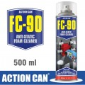 FC-90 500ML ANTI STATIC FOAMING CLEANER