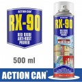 RX-90 500ML RED OXIDE ANTI RUST PRIMER