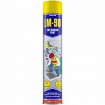 LM-90 YELLOW 750ML LINE MARKING PAINT