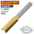 ROUTER BIT STRAIGHT 10MM