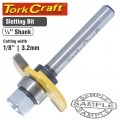 "ROUTER BIT SLOTTED 1/8"" (3.2MM)"