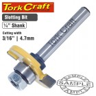 "ROUTER BIT SLOTTED 3/16"" (4.76MM)"