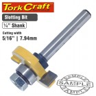 "ROUTER BIT SLOTTED 5/16"" (7.94MM)"