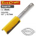 "ROUTER BIT STRAIGHT 1/2"" (12.7MM)"