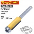 "ROUTER BIT TRIM 1/2"" X 25MM"