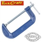 CLAMP G HEAVY DUTY 150MM TWIN PACK 6""
