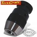 CHUCK PRECISION 16MM KEYLESS WITH LOCK B16 TAPER