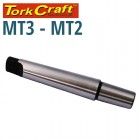 MORSE TAPER SLEEVE MT3 - MT2