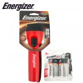 ENERGIZER TORCH (E300667700) AND 1 PACK MAX D BATTERIES (E300688901)