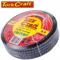 FLAP DISC ZIRCONIUM 115MM 120 GRIT FLAT 4+1 FREE
