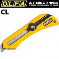 OLFA CARTON CUTTER C/W ADJ DEPTH GAUGE & STAPLE REMOVER BOX OPENER
