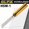 OLFA RETRACTABLE SAW KNIFE WITH HSWB-1 BLADE