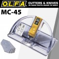 OLFA MODEL MC-45 MAT CUTTER USED IN PICTURE FRAMING