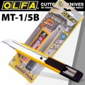 CUTTER 12.5mm MIGHTY TOUGH WITH AUTO LOCK + 5 BLADES FREE
