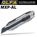 OLFA CUTTER 18MM WITH AUTO LOCK + EXCELBLACK BLADE