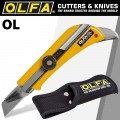 OLFA CUTTER MODEL OL WITH CARPET TUCKER IN POUCH