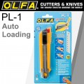 PROFESSIONAL PRO LOAD HEAVY DUTY CUTTER 18MM BLADES AUTO RE LOAD