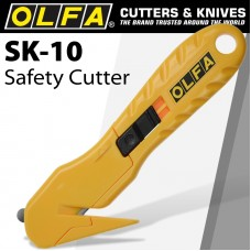 OLFA STRETCH SHRINK WRAP CUTTER WITH 1 FREE SKB10 BLADE