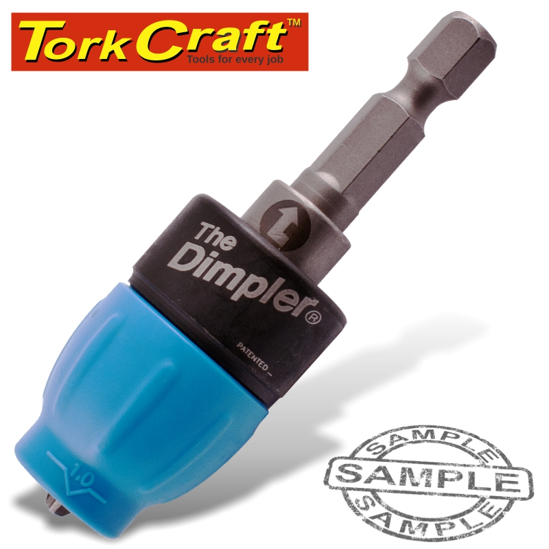 DIMPLER FOR DRIVING DRYWALL SCREWS PH2 AUTO CLUTCH FITS ANY