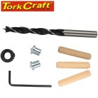 DOWEL KIT 8MM - 27 PIECE