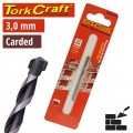 DRILL BIT MASONRY/CONCRETE  3.0MM 1/CARD