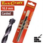 DRILL BIT MASONRY/CONCRETE  10MM 1/CARD
