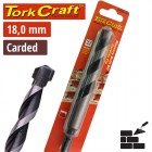 DRILL BIT MASONRY/CONCRETE  18MM 1/CARD