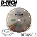 DIAMOND BLADE SEGMENTED STD. 230 X 22.23 BRICK & MASONRY
