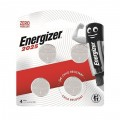 ENERGIZER CR2025 3V LITHIUM COIN BATTERY 4 PACK (MOQ12)