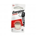 ENERGIZER 2032 3V LITHIUM COIN BATTERY 1 PACK (MOQ X12)